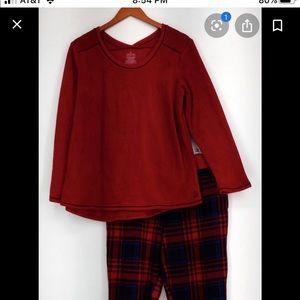 Cuddl Duds pajamas